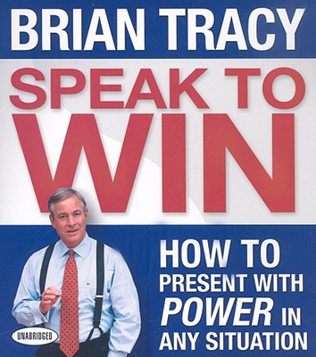 [CD] Speak To Win By Tracy, Brian